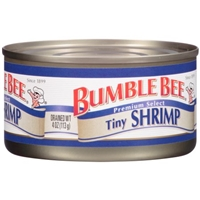 Bumble Bee Tiny Shrimp Food Product Image