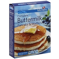 Safeway Pancake & Waffle Mix Buttermilk, Complete Food Product Image