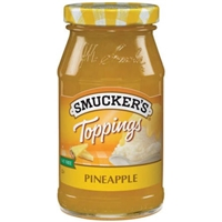 Smucker's Pineapple Topping Food Product Image