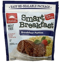 Lightlife Smart Breakfast Breakfast Patties Food Product Image