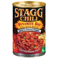 Stagg Dynamite Chili with Beans Food Product Image