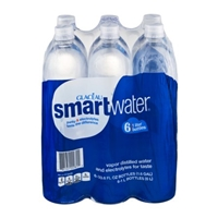 smartwater - 6 PK Food Product Image