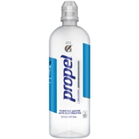 Propel Purified Water With Electrolytes Unflavored Food Product Image