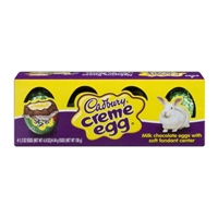 Cadbury Creme Eggs  Easter Milk Chocolate Food Product Image