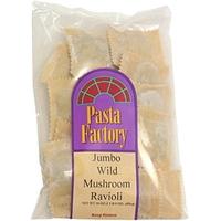 Pasta Factory Jumbo Wild Mushroom Ravioli Allergy and Ingredient