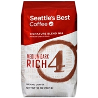 Seattle's Best Level 4 Ground Coffee (32 oz.) Food Product Image