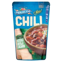 Progresso Chili Roasted Vegetable Chili with 3 Beans 20oz Food Product Image