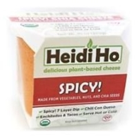 Heidi Ho Heidi Ho, Spicy! Chia Cheese Food Product Image