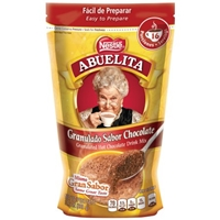 Nestle Abuelita Granulated Hot Chocolate Drink Mix Food Product Image