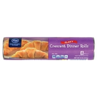 Kroger Crescent Rolls Food Product Image
