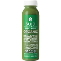 Suja Organic Mighty Greens Juice Drink Food Product Image