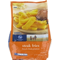 Kroger Steak Fries Food Product Image