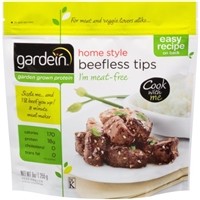 Gardein Home Style Beefless Tips Food Product Image