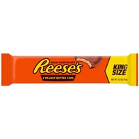Reese's Peanut Butter Cups King Size - 4 Ct Food Product Image