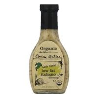 Cucina Antica Organic Italian Dressing Allergy And Ingredient