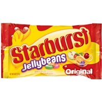 Wrigley's Starburst Jelly Beans Original Bag Food Product Image