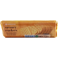 Morrisons Savoury Crackers Savoury Crackers Food Product Image