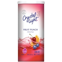 Crystal Light Drink Mix Fruit Punch - 6 CT Food Product Image