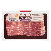 Oscar Mayer Selects Bacon Smoked Uncured Food Product Image