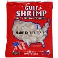 Lu-Mar American Harvest Gulf Shrimp Medium Food Product Image