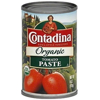 Contadina Tomato Paste Organic Food Product Image