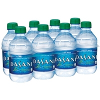 Dasani Purified Water - 8 CT Food Product Image