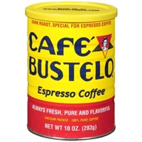 Cafe Bustelo Espresso Ground Coffee Food Product Image