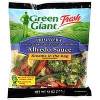 Green Giant Primavera Fresh Alfredo Sauce Food Product Image