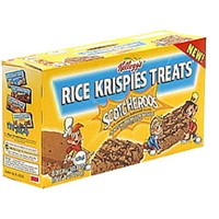 Rice Krispies Treats Rice Krispies Treats Scotcheroos Food Product Image