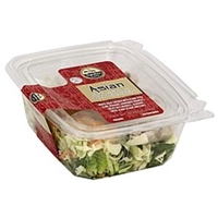 Signature Cafe Salad Asian Style, With Chicken Food Product Image