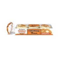 Thomas' Original Nooks & Crannies English Muffins - 6 Pk Food Product Image