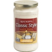Roundy's Cream Alfredo Sauce Food Product Image
