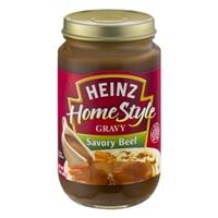 Heinz Gravy Homestyle Savory Beef Food Product Image