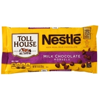 Nestle Toll House Milk Chocolate Morsels Food Product Image