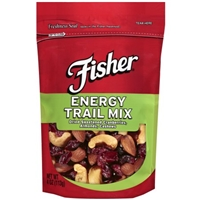 Fisher Trail Mix Trail Mix Energy Food Product Image