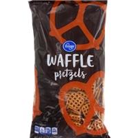 Kroger Waffle Pretzels Food Product Image