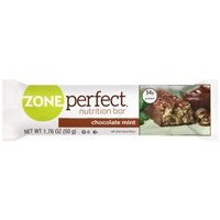 ZonePerfect Nutrition Bar Chocolate Mint Food Product Image