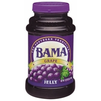 Bama Grape Jelly Food Product Image