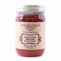 Local Folks Foods Medium Salsa Product Image