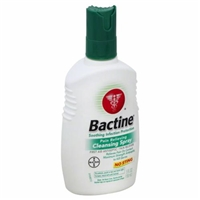 Bactine Pain Relieving Cleansing Spray Food Product Image