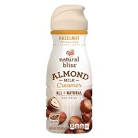 Nestle Coffee Mate Hazelnut Flavored Almond Milk Creamer 16 Fl Oz Food Product Image