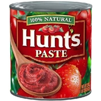Hunt's Tomato Paste Food Product Image