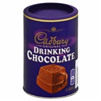 Cadbury Chocolate Drink Mix Food Product Image