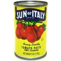Tomato Paste Food Product Image