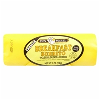 Don Miguel Sausage Breakfast Burrito Food Product Image