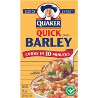 Quaker Quick Barley Food Product Image