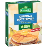 Springfield Pancake Mix Original Buttermilk Food Product Image