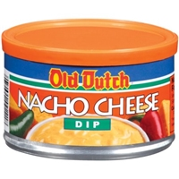 Old Dutch Nacho Cheese Cheese Dip  9 oz Can Food Product Image
