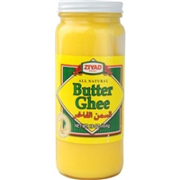 Ziyd Ghee Clarified Butter Food Product Image