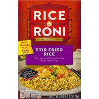 Rice A Roni Fried Rice Food Product Image